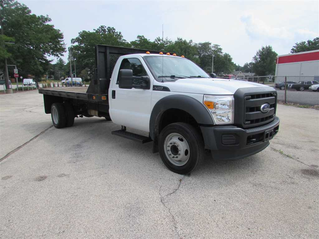Pre owned 2014 ford f450 xl