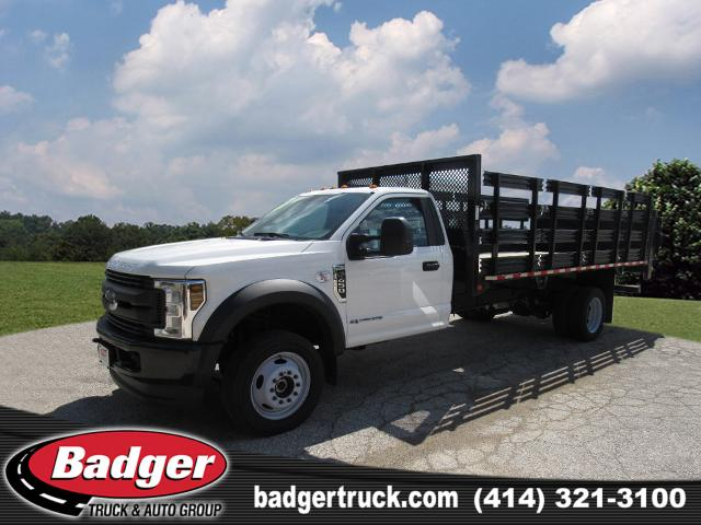 Pre-Owned 2019 Ford F450 XL