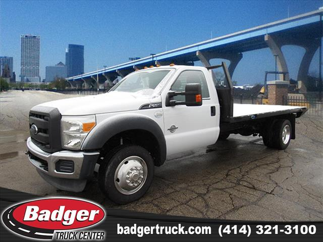 Pre-Owned 2014 Ford F550 XL