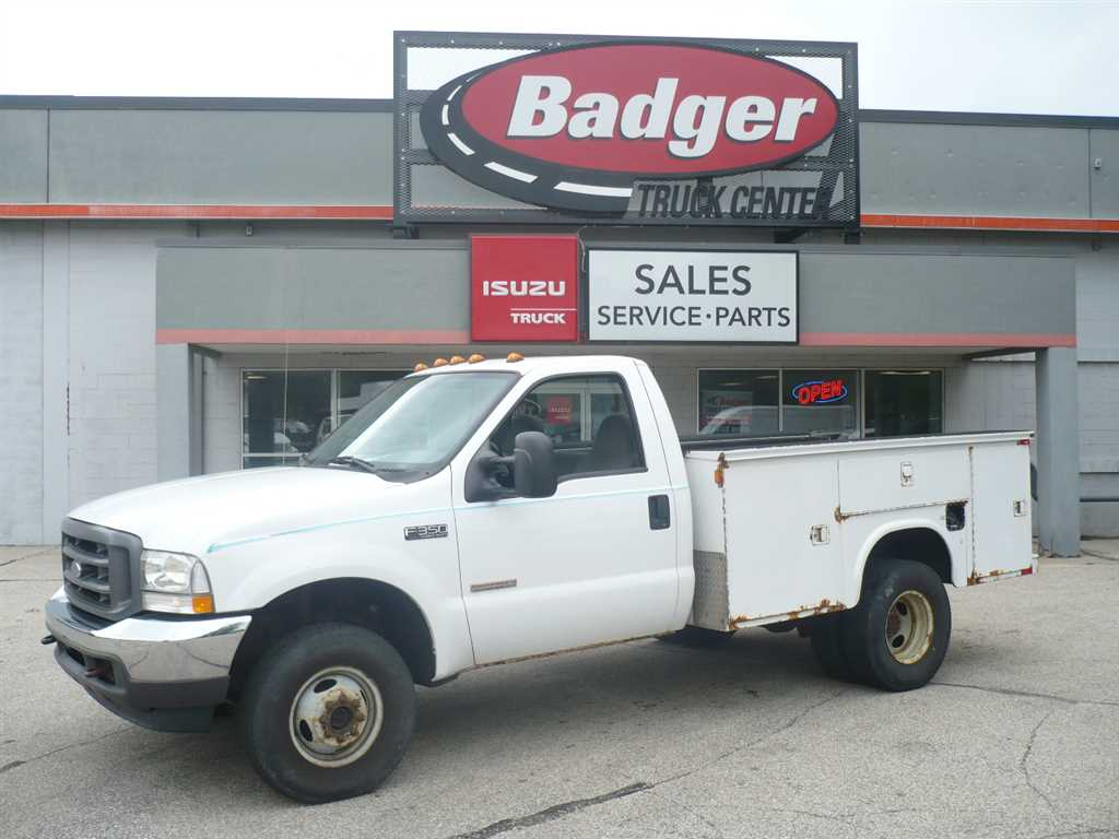 Pre owned 2004 ford f350 xl