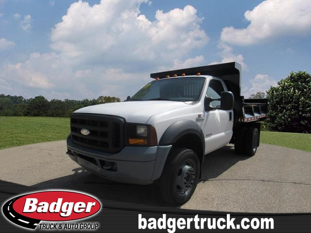 Pre-Owned 2006 Ford F450 XL