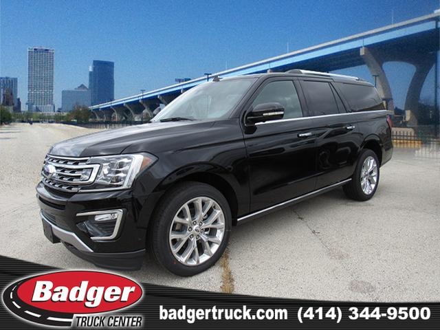 New 2018 Ford Expedition Limited EL