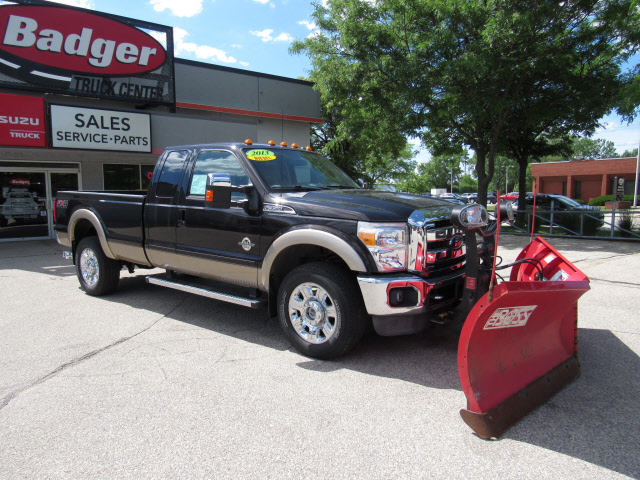 Pre-Owned 2013 Ford F350 Lariat