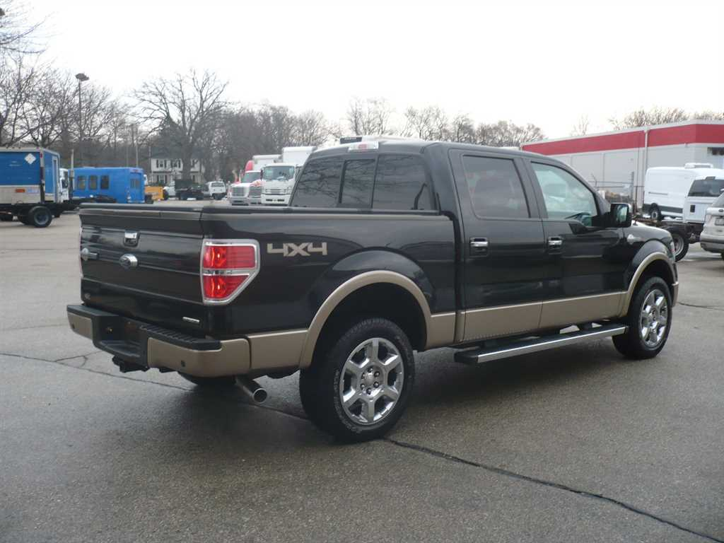 Pre Owned 2014 Ford F150 King Ranch Pickup Near Milwaukee 18674 1 2004 F 150 Seats