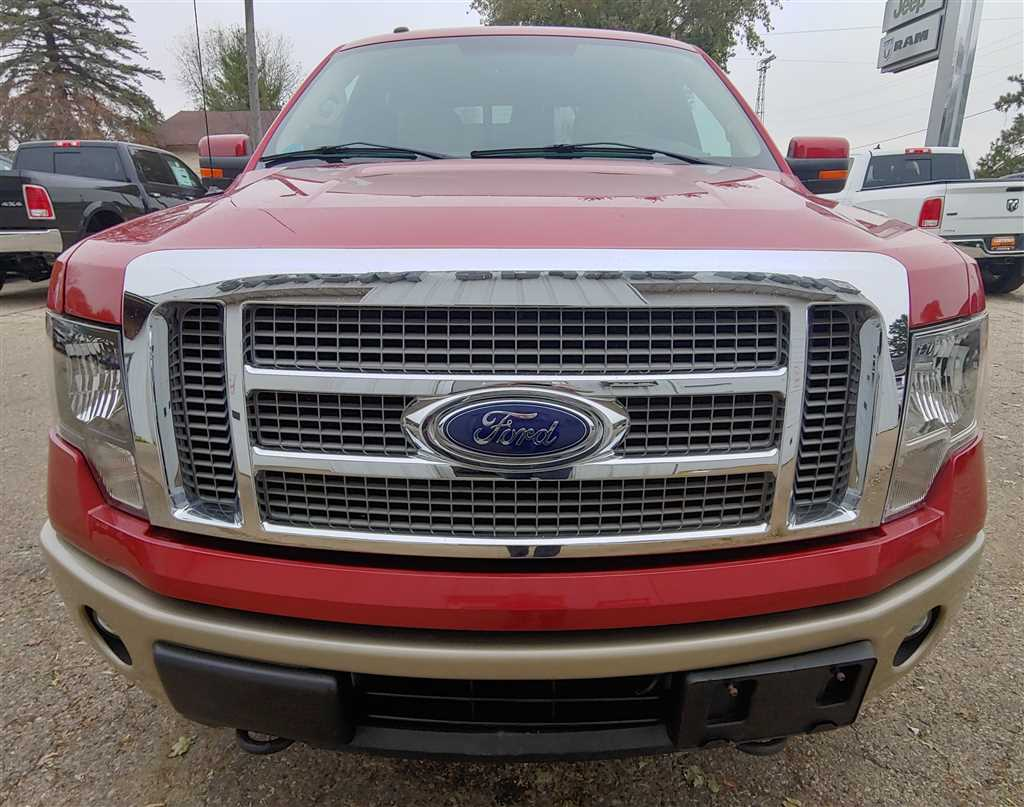 2012 Ford F 150 Lariat Pre Owned F150 Pickup Near Milwaukee 80431 1