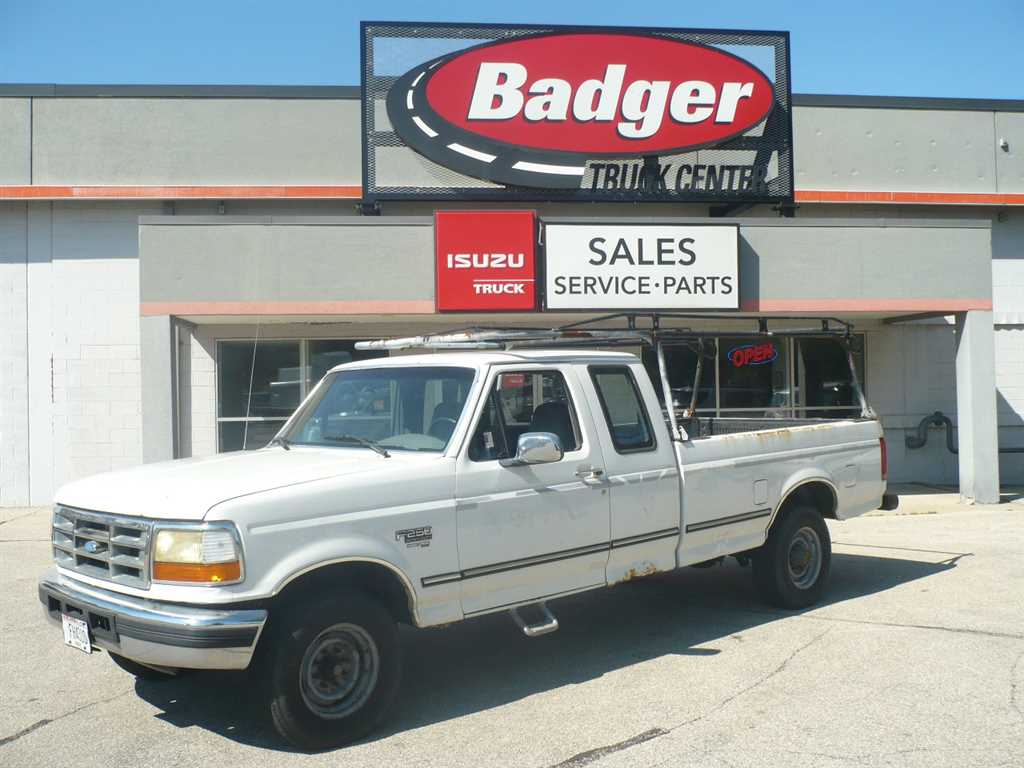Pre-Owned 1997 Ford F250