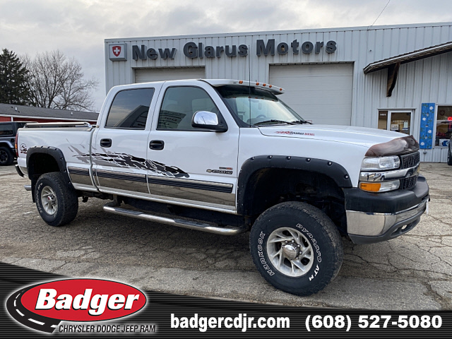 Pre-Owned 2002 Chevrolet 2500HD