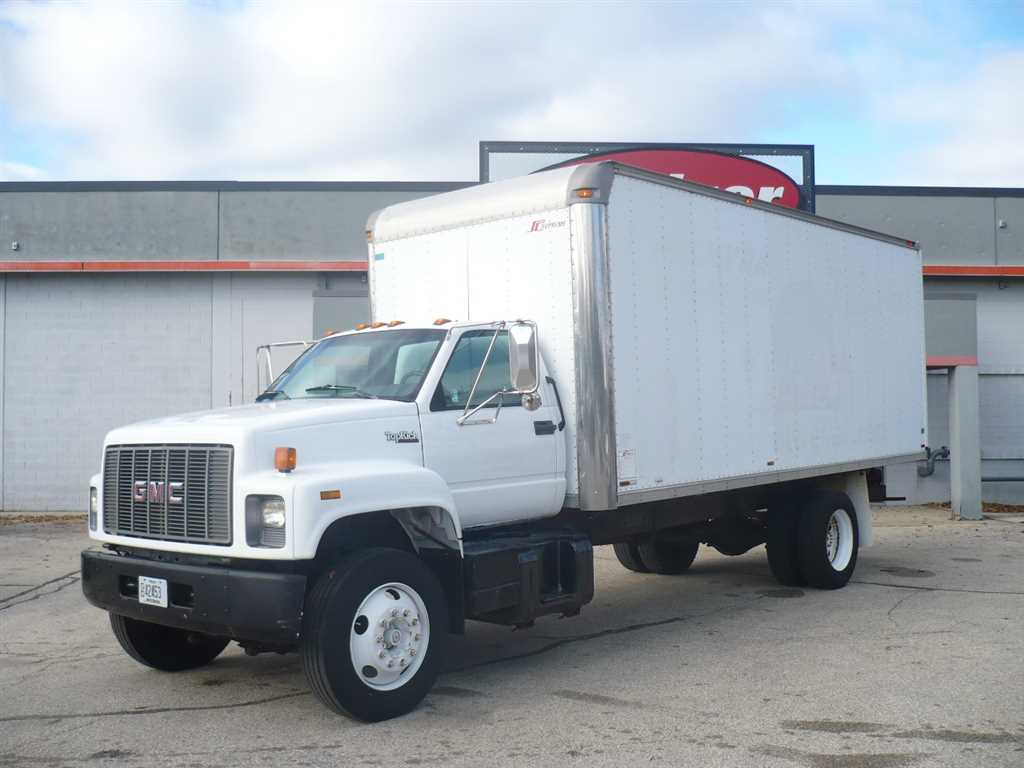 Pre-Owned 1995 GMC C6500