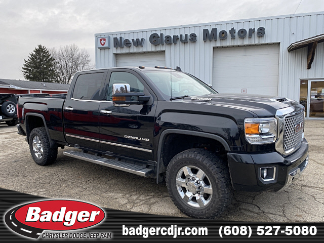 Pre-Owned 2017 GMC 3500HD