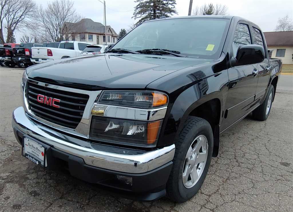 Pre-Owned 2011 GMC Canyon SLE