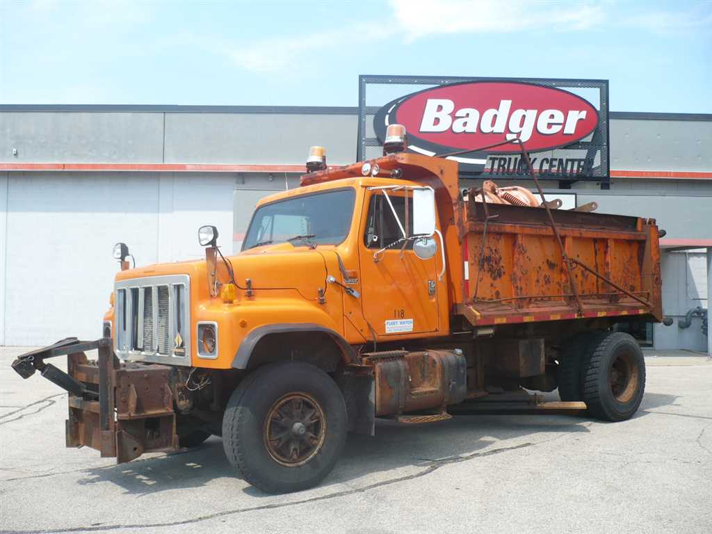 Pre-Owned 1996 International 2554