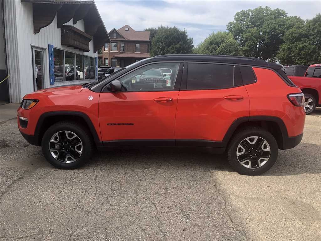 New 2018 Jeep Compass 27E