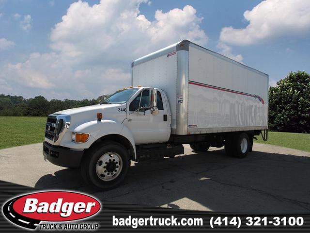 Pre-Owned 2015 Ford F650 XL