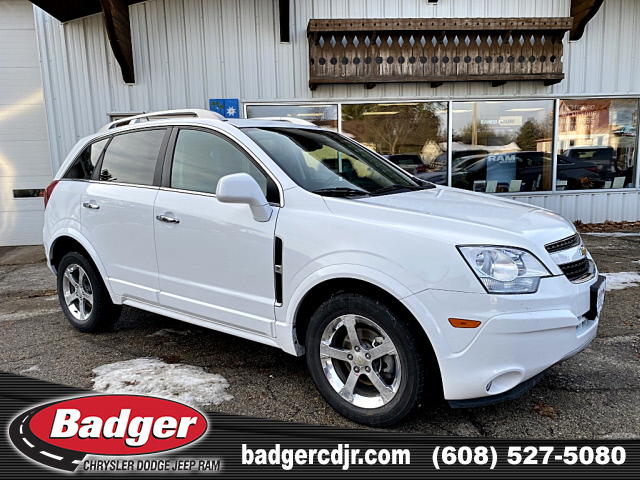 Pre-Owned 2014 Chevrolet Captiva