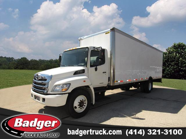 Pre-Owned 2013 Hino 268
