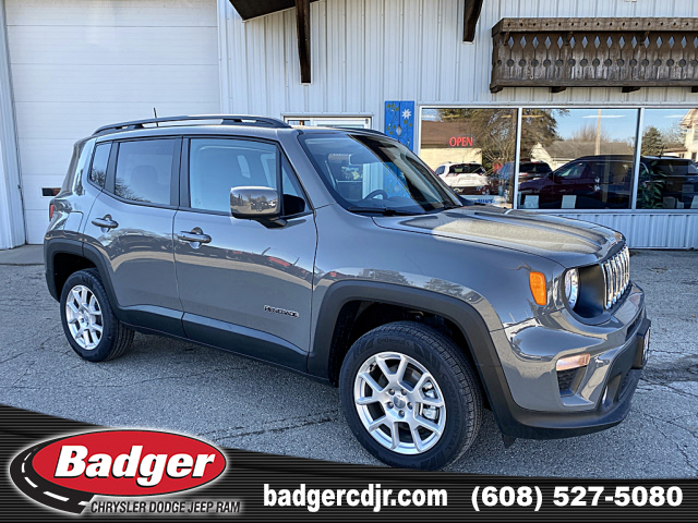 New 2020 Jeep Renegade BVJM74