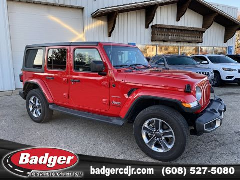 Pre-Owned 2019 Jeep Wrangler 4-Door