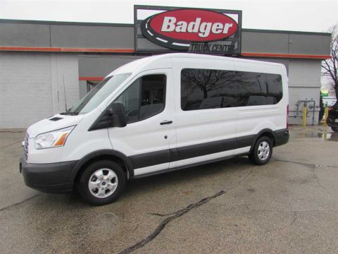 Pre-Owned 2018 Ford Transit XLT