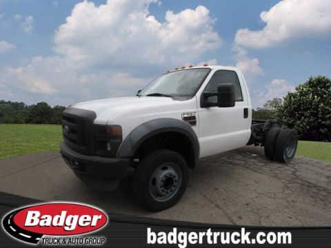 Pre-Owned 2008 Ford F550 XL