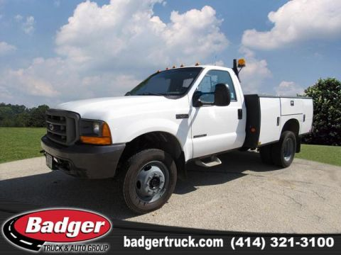 Used Trucks & Commercial Vehicles for Sale in Milwaukee, WI | Badger