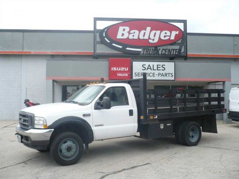 Pre-Owned 2004 Ford F550 XL