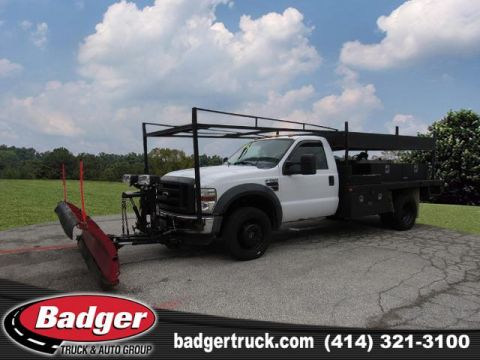 Pre-Owned 2009 Ford F550 XL