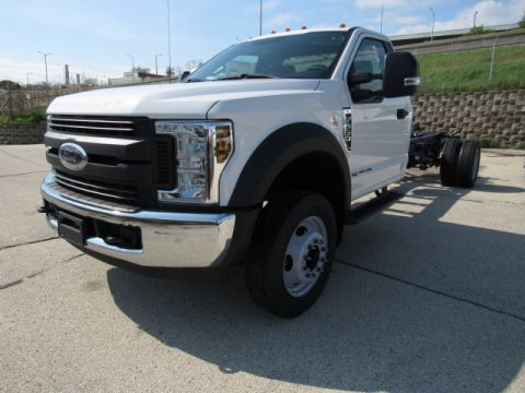New 2019 Ford F550 XL