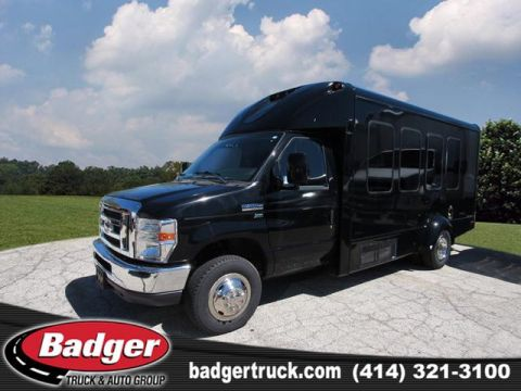 Pre-Owned 2013 Ford E350 XL