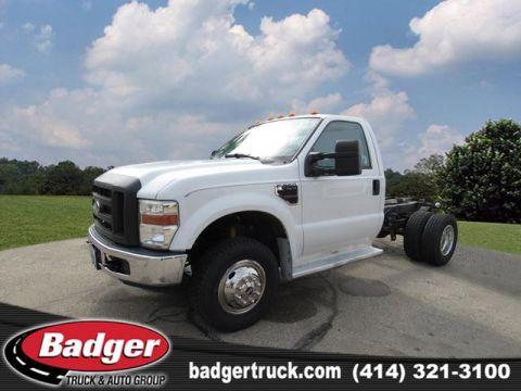 Pre-Owned 2008 Ford F350 XL