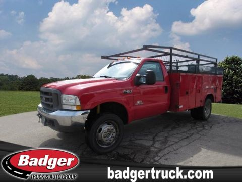 Pre-Owned 2004 Ford F450 XL