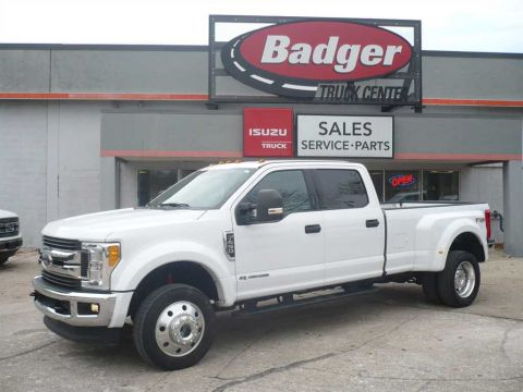 Pre-Owned 2017 Ford F450 XLT