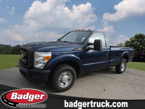 Pre-Owned 2011 Ford F250 XL
