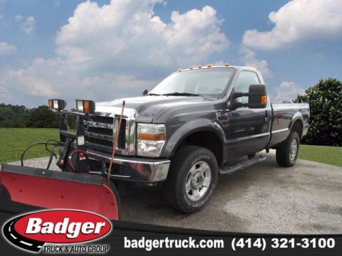 Pre-Owned 2010 Ford F350 XLT