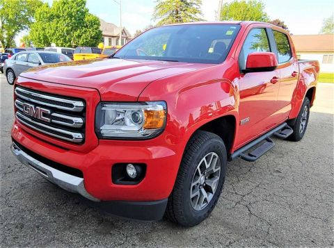 Pre-Owned 2015 GMC Canyon SLE All Terrain 4x4