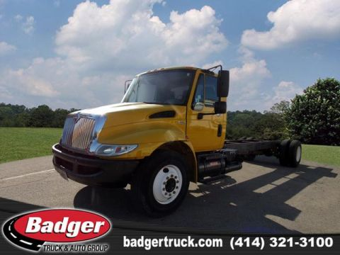 Pre-Owned 2008 International 4300