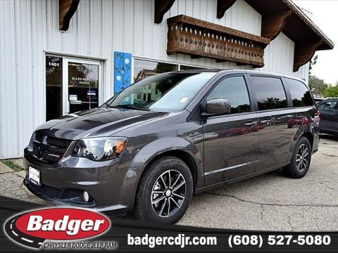 Pre-Owned 2018 Dodge Grand Caravan