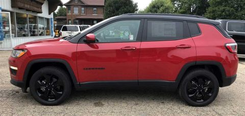 New 2018 Jeep Compass 27B