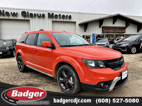 New 2019 Dodge Journey JOURNEY CROSSROAD