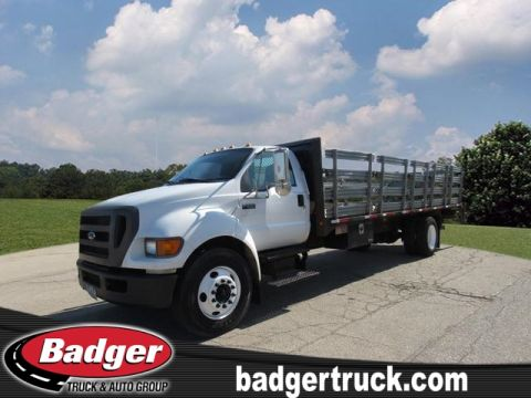 Pre-Owned 2004 Ford F650 XL
