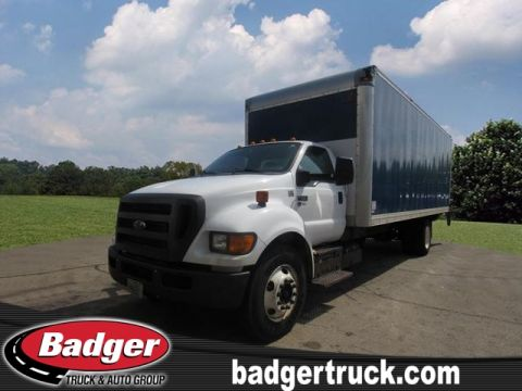 Pre-Owned 2013 Ford F650 XL