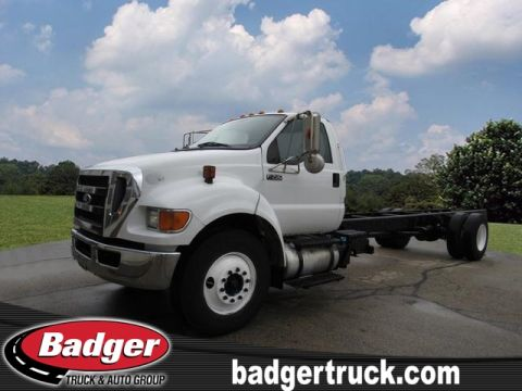 Pre-Owned 2011 Ford F750 XL