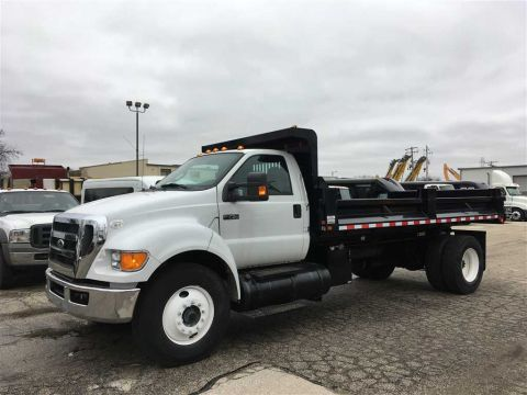 Pre-Owned 2011 Ford F750 XLT
