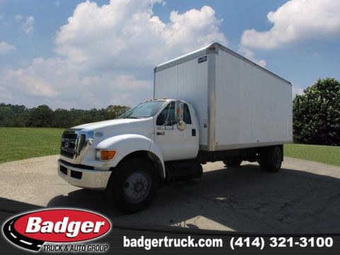 Pre-Owned 2010 Ford F750 XL