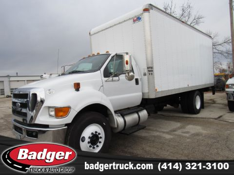 Pre-Owned 2013 Ford F750