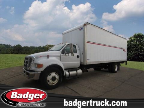 Pre-Owned 2012 Ford F750 XL
