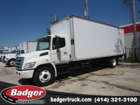 Pre-Owned 2012 Hino 338