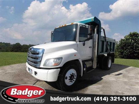 How Much Can a Dump Truck Carry? | Badger Truck & Auto Group